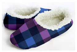 Snoozies for Children Buffalo Plaid