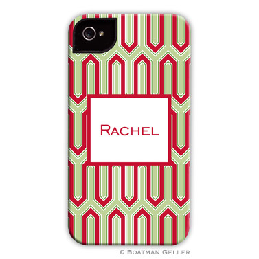 Blaine Cherry Personalized Boatman Geller Hard Cell Phone Case