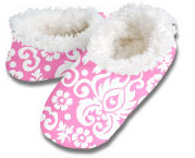 Brocade Snoozies Foot Coverings-New!