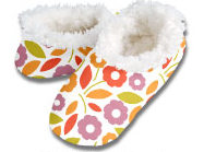 Fall Bouquet Snoozies Foot Coverings-New!