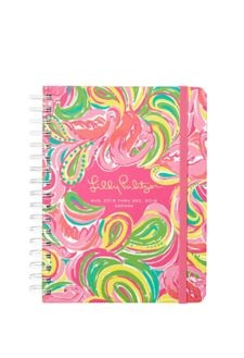 2015/2016 Large 17 Month Agenda from Lilly Pulitzer All Nighter