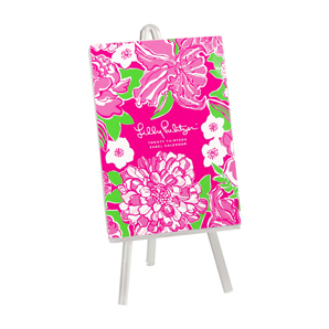 2013 Desk Calendars from Lilly Pulitzer