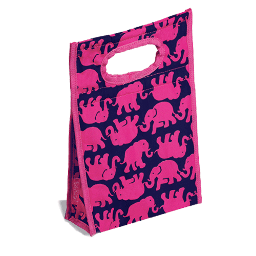Tusk in the Sun Lilly Pulizter Lunch Tote