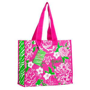 Market Bags May Flowers from Lilly Pulitzer