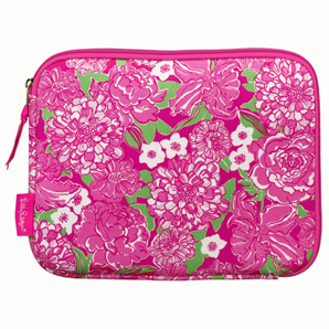 iPad /Netbook May Flowers Neoprene Sleeve from Lilly Pulitzer