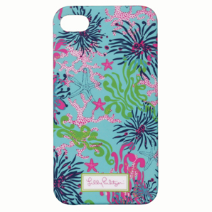4G/4S Dirty Shirley iPhone Covers from Lilly Pulitzer