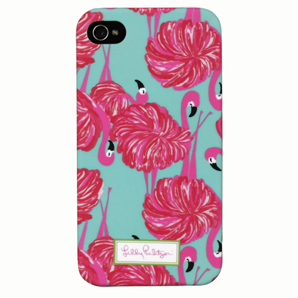 4G/4S Give Me Some Leg iPhone Covers from Lilly Pulitzer