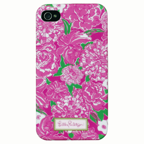 4G/4S May Flowers iPhone Covers from Lilly Pulitzer
