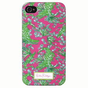 4G/4S See You Later iPhone Covers from Lilly Pulitzer