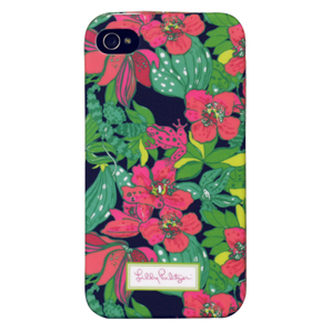 4G/4S Skip On It iPhone Covers from Lilly Pulitzer