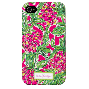 4G/4S Spike the Punch iPhone Covers from Lilly Pulitzer