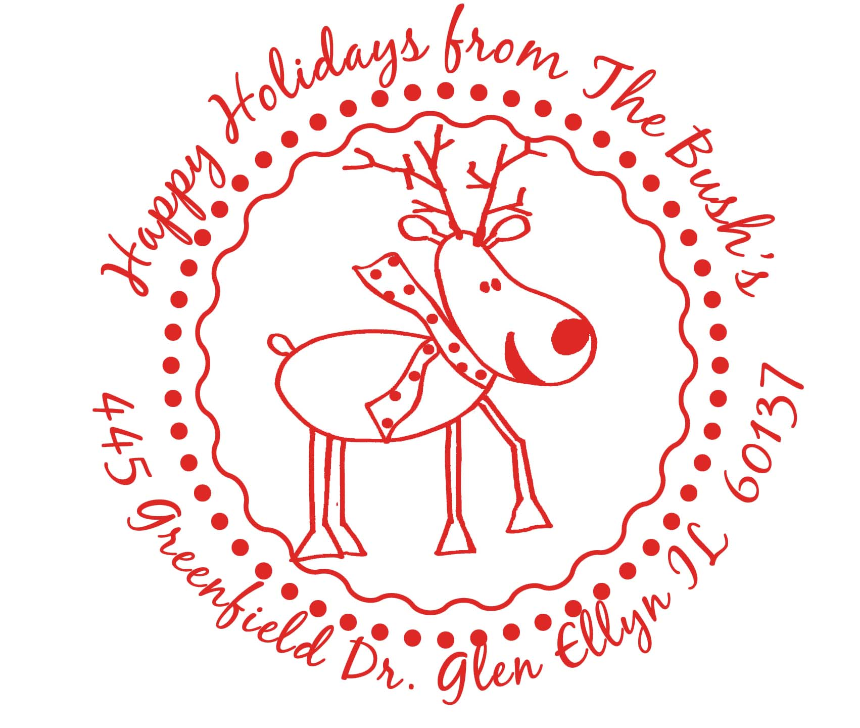 PJ Invites Holiday Stamp Designs-PJ Invites stamps, holiday stamps, holiday stamps by PJ Invites, whimsical stamps, oil based stamps and stampers, PJ Invites