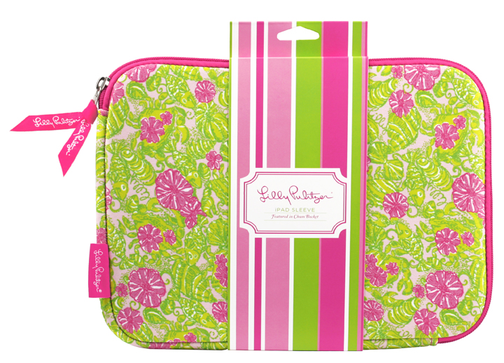 iPad /Netbook Neoprene Sleeve from Lilly Pulitzer Chum Bucket