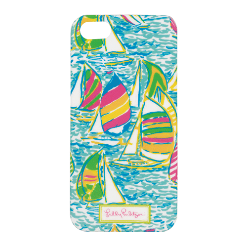 Ugotta Regatta iPhone 5 Covers from Lilly Pulitzer