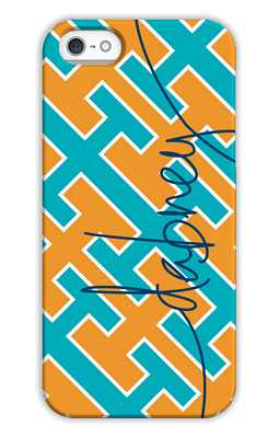 Acapulco Monogrammed Tech and Phone Cases from Dabney Lee