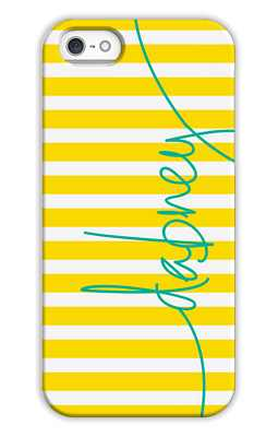 Cabana Monogrammed Tech and Phone Cases from Dabney Lee