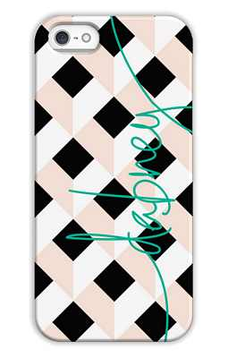 Golden Girl Monogrammed Tech and Phone Cases from Dabney Lee