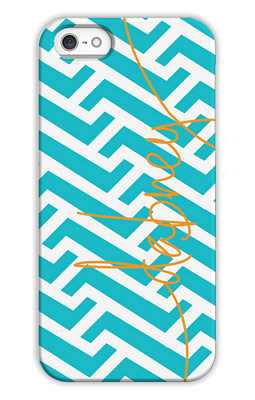Grasshopper Monogrammed Tech and Phone Cases from Dabney Lee