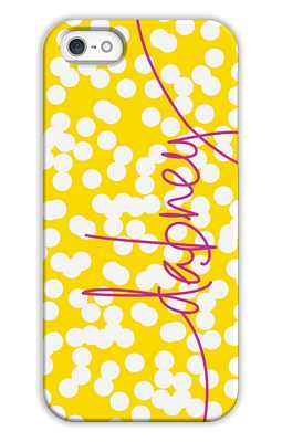 Holepunch Monogrammed Tech and Phone Cases from Dabney Lee