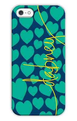 Lovestruck Monogrammed Tech and Phone Cases from Dabney Lee