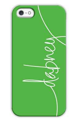 Grass Monogrammed Tech and Phone Cases from Dabney Lee