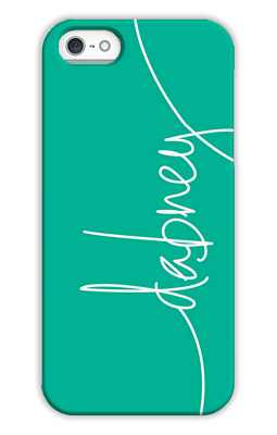 Jewel Monogrammed Tech and Phone Cases from Dabney Lee
