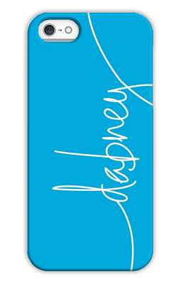 Ocean Monogrammed Tech and Phone Cases from Dabney Lee