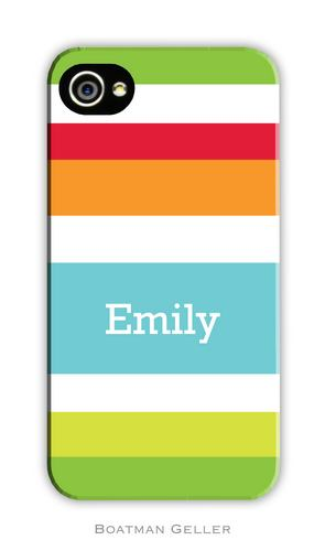 Espadrille Bright Personalized Boatman Geller Hard Cell Phone and Tech Cases-hard cell phone cases from boatman geller, iphone cell phone cases, blackberry cell phone cases, samsung cell phone cases, espadrille bright cell phone case