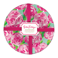 Melamine Plate Set from Lilly Pulitzer - First Impression