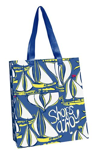 Market Bags from Lilly Pulitzer-Docksider