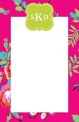 Peyton Large Notepad from Whitney English - more colors