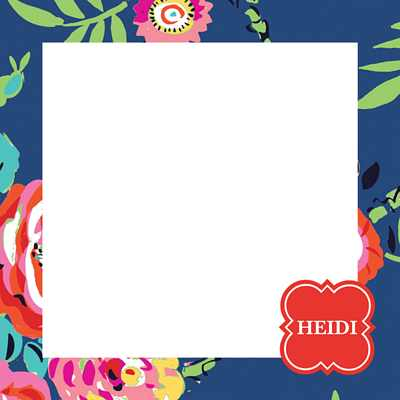 Peyton Square Note Sheets in Acrylic from Whitney English - more colors