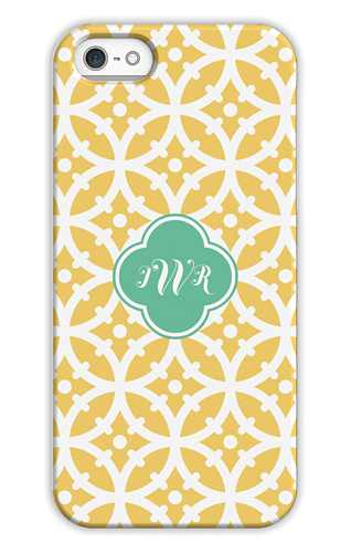 Lemon Bloom Personalized Tech Cases for iPhone, iPad, iPod and Samsung by Whitney English