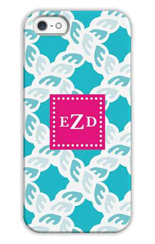 Nautical Blue Personalized Tech Cases for iPhone, iPad, iPod and Samsung by Whitney English
