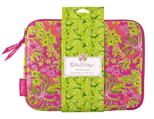 iPad /Netbook Neoprene Sleeve from Lilly Pulitzer-Luscious