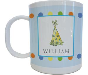 Party Hats Mug from Kelly Hughes Designs