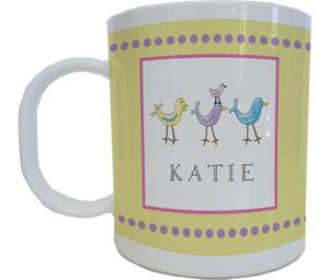 For the Birds Mug from Kelly Hughes Designs