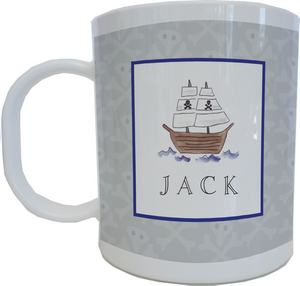 Ahoy Matey Mug from Kelly Hughes Designs