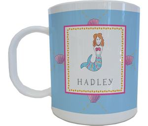 Mermaid Mug from Kelly Hughes Designs