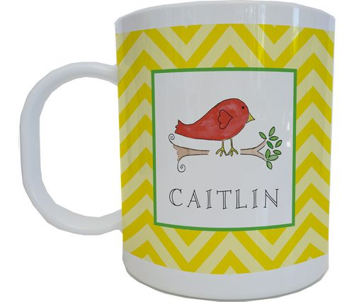 Little Birdie Mug from Kelly Hughes Designs