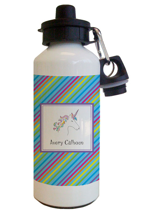 Unicorn Dream Water Bottle from Kelly Hughes Designs