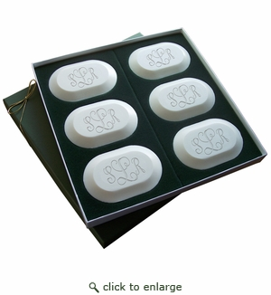 Inspire Monogram Eco Friendly Soaps from Carved Solutions