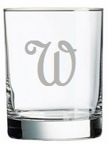 Personalized Old Fashioned Glasses from Carved Solutions-