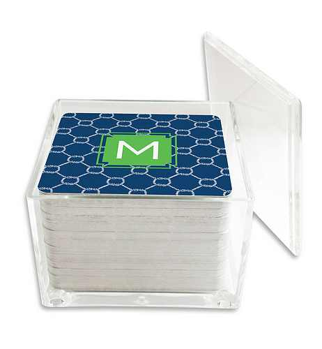 Dabney Lee Paper Drink Coasters