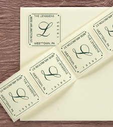 Single Initial Return Address Labels