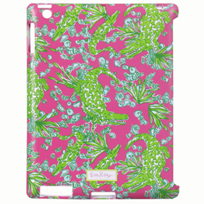 See You Later Silicone iPad 2 & 3 Cover from Lilly Pulitzer