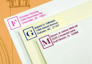 Insignia Return Address Labels