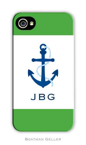 Personalized Icon Boatman Geller Hard Cell Phone Case