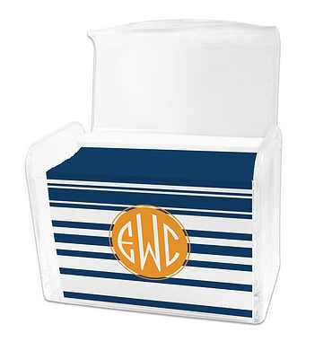 Dabney Lee Block Island Note Cards in Lucite Stationery Box
