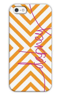 Chevron Monogrammed Tech and Phone Cases from Dabney Lee